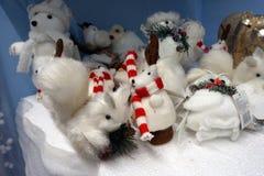 Muchos juguetes, juguetes de la Navidad - imagen, por Año Nuevo y la Navidad imagen de archivo libre de regalías