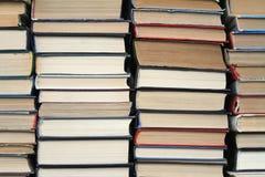 Muchos libros fotografía de archivo libre de regalías