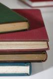 Muchos libros viejos Imágenes de archivo libres de regalías