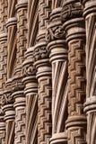 Muchos pilares Imagen de archivo libre de regalías