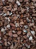 Muchos tipos de piedras foto de archivo libre de regalías