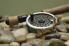 muchy połowów Obraz Stock