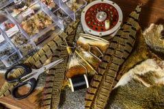 muchy połowów Fotografia Stock