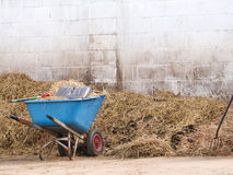 Muck Heap Royalty Free Stock Photography