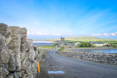 Muckinish Castle, Ireland Stock Photography