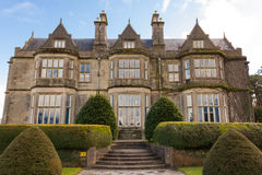 Muckross议院和庭院。基拉尼。爱尔兰 免版税库存图片