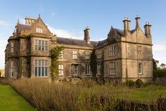 Muckross议院和庭院。 基拉尼。 爱尔兰 库存图片