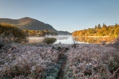Muckross湖 免版税图库摄影