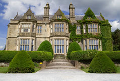 Muckross Abbey. In Killarney National Park Stock Image