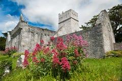 Muckross-Abtei in der Grafschaft Kerry, Irland Lizenzfreies Stockfoto