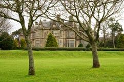 Muckross-Haus im Nationalpark Killarneys lizenzfreie stockbilder