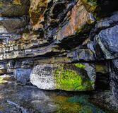 Muckross Head color stock images