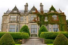 Muckross House, Killarney, Ireland. Muckross House, County Kerry, Ireland - is a Tudor style mansion built in 1843 located on the small Muckross Peninsula Royalty Free Stock Photo