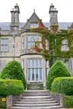 Muckross House, Killarney, Ireland. Muckross House, County Kerry, Ireland - is a Tudor style mansion built in 1843 located on the small Muckross Peninsula Stock Photography