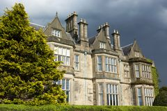 Muckross House and garden. Killarney National Park. Ireland Stock Images