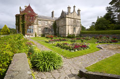Muckross House and gardens in National Park Killarney, Ireland. Stock Images