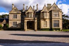 Muckross House and gardens in National Park Killarney, Ireland Stock Image