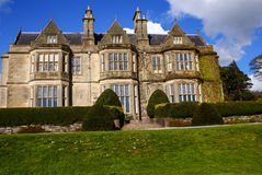 Muckross House and gardens in National Park Killarney, Ireland Stock Photography