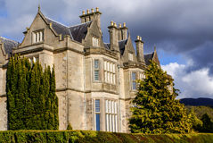 Muckross House and gardens in National Park Killarney, Ireland Stock Image
