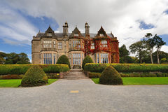 Muckross House and gardens in National Park Killarney, Ireland. Stock Image