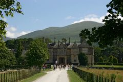 Muckross House in Ireland Stock Photography
