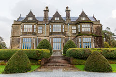 Muckross house in Ireland. View of Muckross house in Killarney National Park Stock Photography