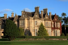 Muckross House, Killarney National Park. Muckross House in Killarney National Park, County Kerry, Ireland Stock Photography