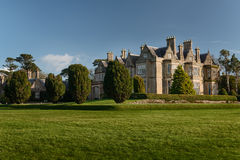Castle. Muckross House,Killarney National Park,Ireland Royalty Free Stock Photography