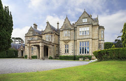 Muckross House in Killarney National Park. Stock Image