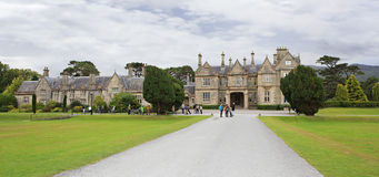 Muckross House in Killarney National Park. Royalty Free Stock Image
