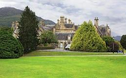 Muckross House in Killarney National Park. Stock Photos