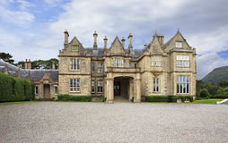 Muckross House in Killarney National Park. Ring of Kerry in Ireland Stock Photography