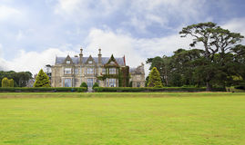 Muckross House in Killarney National Park. Royalty Free Stock Photos