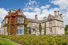 Muckross House in National Park Killarney-Ireland. Situated in Killarney National Park, Muckross House and Gardens are among the most popular of Irish visitor Stock Photography
