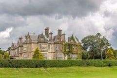 Muckross House and Park. Muckross House south of Killarney, in the Killarney National Park, County Kerry, Ireland Stock Photo
