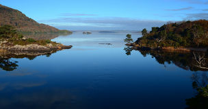 Muckross Jezioro Obrazy Stock