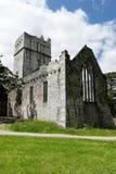 Muckross-Kloster Stockfoto
