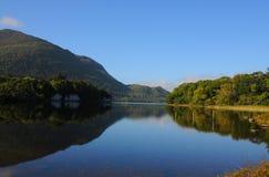 Muckross Lake. Lake in Muckross park in Killarney, Ireland Stock Photos