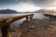 Muckross lake killarney. C.o. kerry ireland , sunset Royalty Free Stock Image
