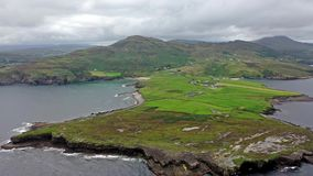 Mucross Head is a small peninsula about 10km west of Killybegs in County Donegal in north-west Ireland and contains a. Popular rock-climbing area, noted for its stock video