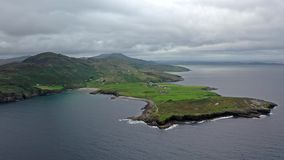 Mucross Head is a small peninsula about 10km west of Killybegs in County Donegal in north-west Ireland and contains a. Popular rock-climbing area, noted for its stock footage