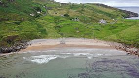 Mucross Head is a small peninsula about 10km west of Killybegs in County Donegal in north-west Ireland and contains a. Popular rock-climbing area, noted for its stock video footage