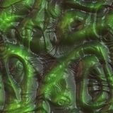 Mucus- background fluid. Art abstract. Mucus- background fluid. Sticky substance- wave surface. Glue- close up, top view. Use to decorate the wall Stock Images