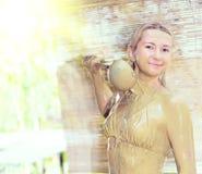 Mud baht Royalty Free Stock Image