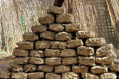 Mud bricks Stock Photos