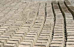 Mud Bricks Royalty Free Stock Photos