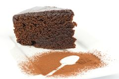 Mud cake Royalty Free Stock Images