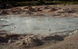 Mud Cauldron Royalty Free Stock Photography