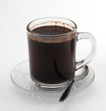 Mud coffee  Stock Photography