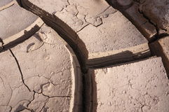 Mud Cracks, Dry Earth Stock Photos